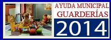 Ayudas Guarderias 2014