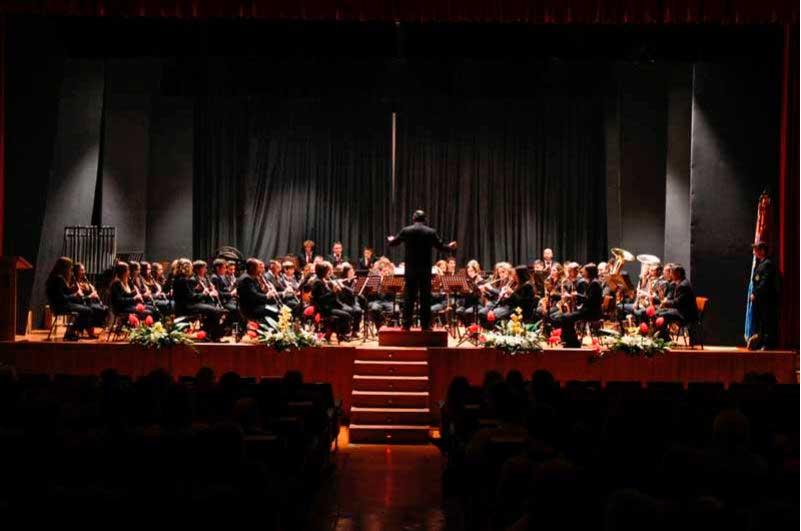La XIII edición del programa de Intercambios Musicales trae a l'Alfàs del Pi a la Unión Musical de Polop
