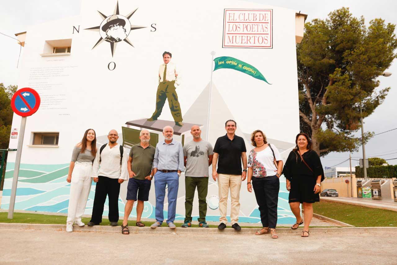 Crece el circuito de 39 c a l cine arte y literatura 39 con for El mural pelicula online