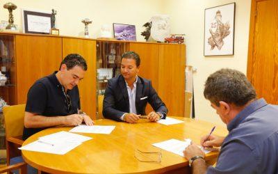 L'Alfàs del Pi sigue apostando por la vanguardia tecnológica y firma un convenio de colaboración con l'Alfàs Intelligence