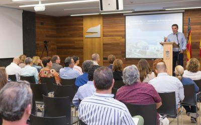 Cinco ciudades de la Red Innpulso debaten en l'Alfàs del Pi sobre salud e innovación