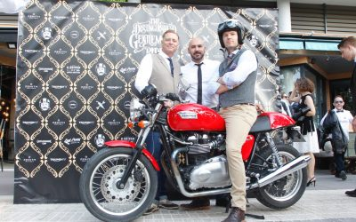 Elegancia a gran cilindrada. L'Albir acogió la primera Gentlemans Ride de la provincia de Alicante