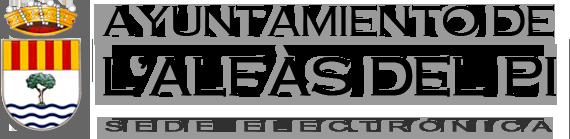 Ayuntamiento de l'Alfàs del Pi | Sede Electrónica