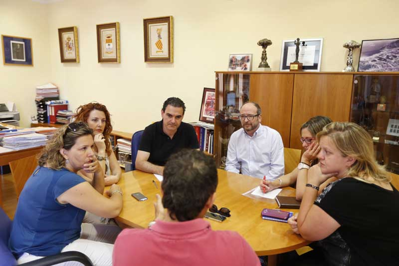L'Alfàs del Pi abrirá en octubre un centro de formación profesional para personas con discapacidad intelectual
