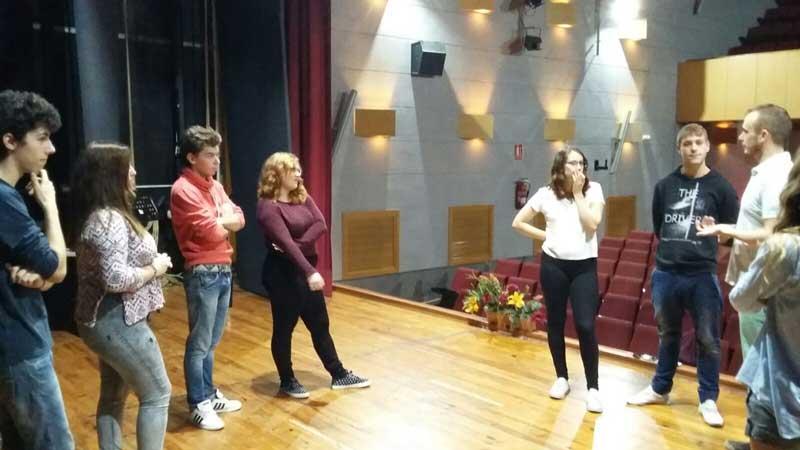 La compañía alfasina Arabí Teatre inicia nuevo proyecto