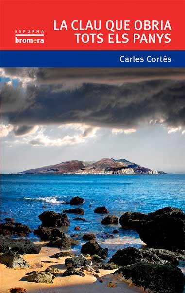 """Carles Cortés presenta el viernes en la casa de cultura su libro """"La clau que obria tots els panys"""""""