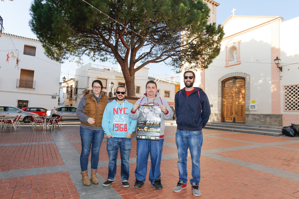 Los mayorales del Santísimo Cristo del Buen Acierto invitan a los alfasinos a vivir con ellos la Nochebuena y la Nochevieja