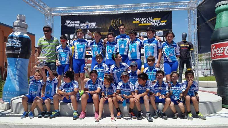 Dos ciclistas de l'Alfàs del Pi has sido seleccionados para disputar el campeonato Autonómico