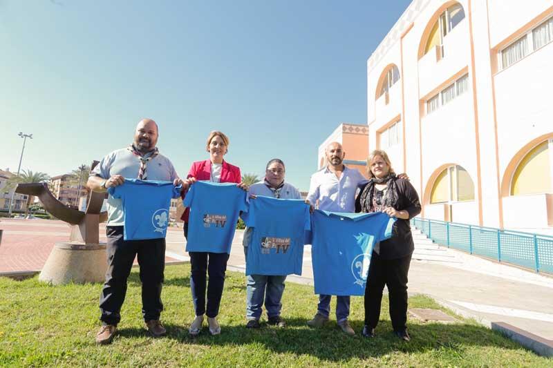 La concejalía de Juventud colabora con el IV Grupo Scout Alfaz del Pi