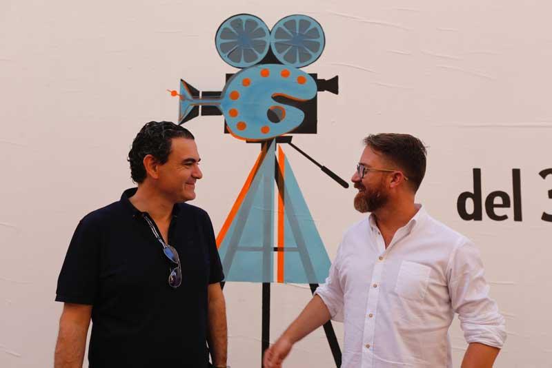 """Presentación y proyección de la webserie """"Wintersun"""" en el Festival de Cine de L'Alfàs"""