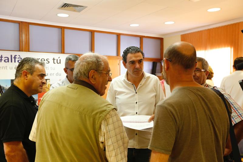 Vicente Arques agradece el apoyo y confianza refrendado en las urnas