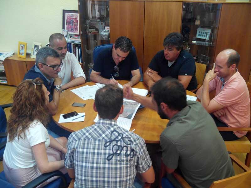 Ultimando el Plan Local de Prevención de Incendios Forestales