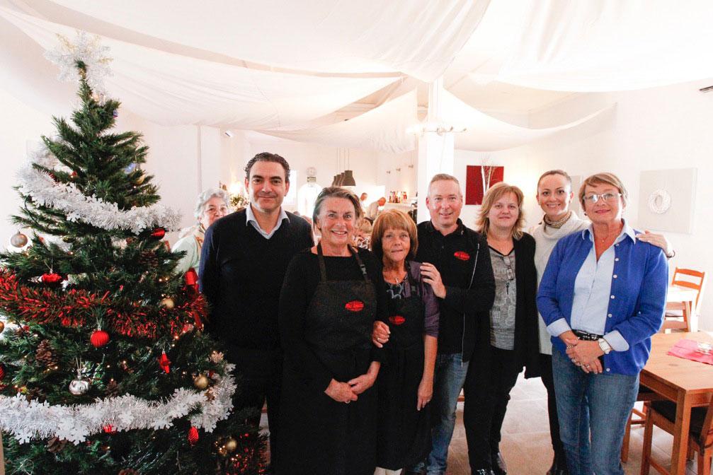 21 años del club social escandinavo Más Amigos en l'Alfàs del Pi