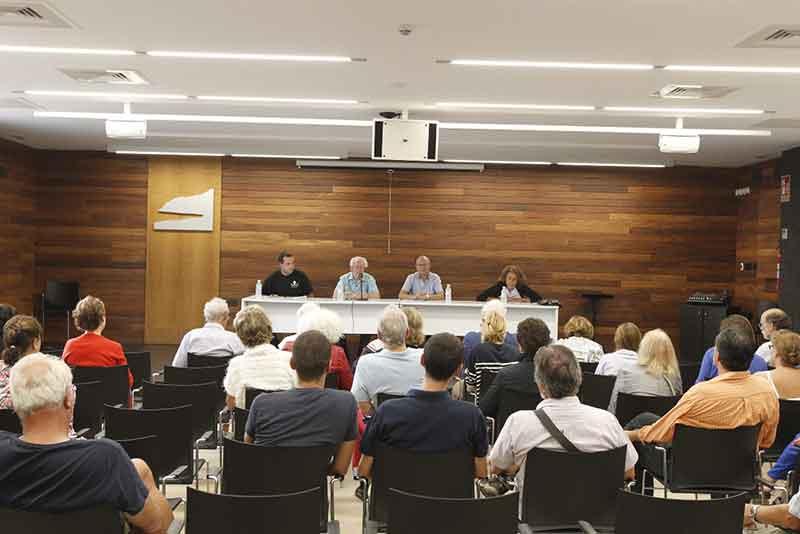 Johan Galtung pone en marcha los Seminarios por la Paz en L'Alfàs