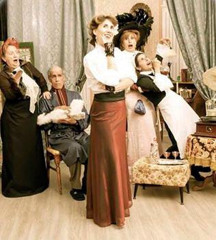 "Catarsis presenta ""Sublime decisión"" mañana sábado en la casa de cultura de l'Alfàs del Pi"