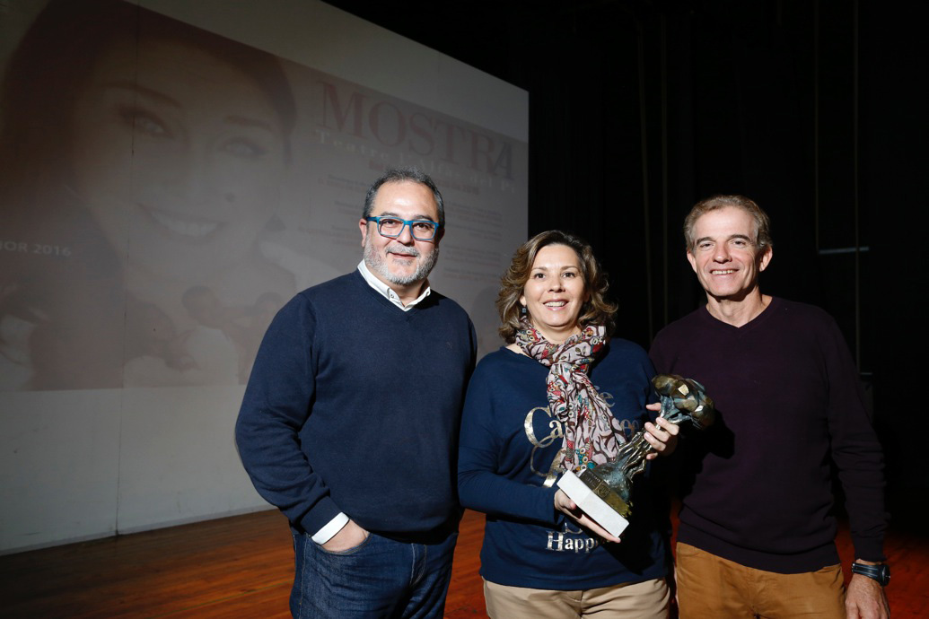La actriz Verónica Forqué recibirá el Pi d'Honor en la XIV Mostra de Teatre de l'Alfàs del Pi