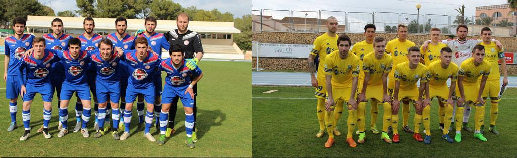 Los equipos  Georgiano y Eslovaco, Lokotiv de Tblisi y Zemplin Michalovce jugaron una amistoso en l'Alfàs del Pi