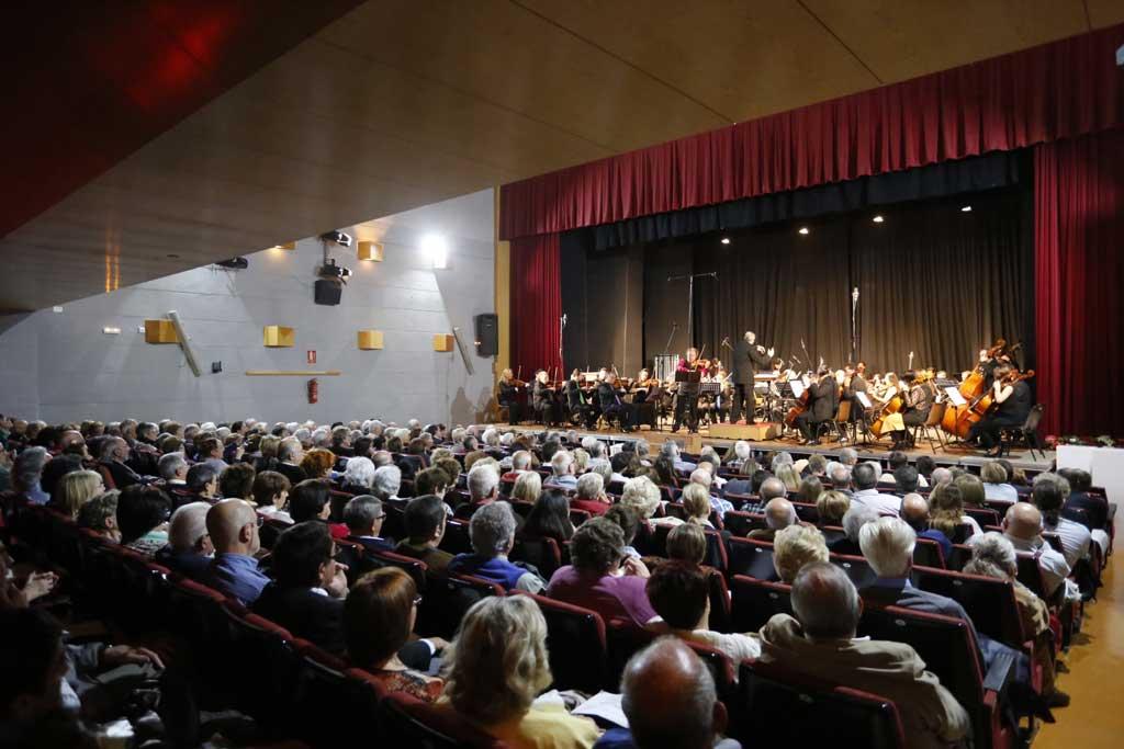 Más de 1.500 personas asisten a los actos conmemorativos del 25 aniversario de la Casa de Cultura de l'Alfàs
