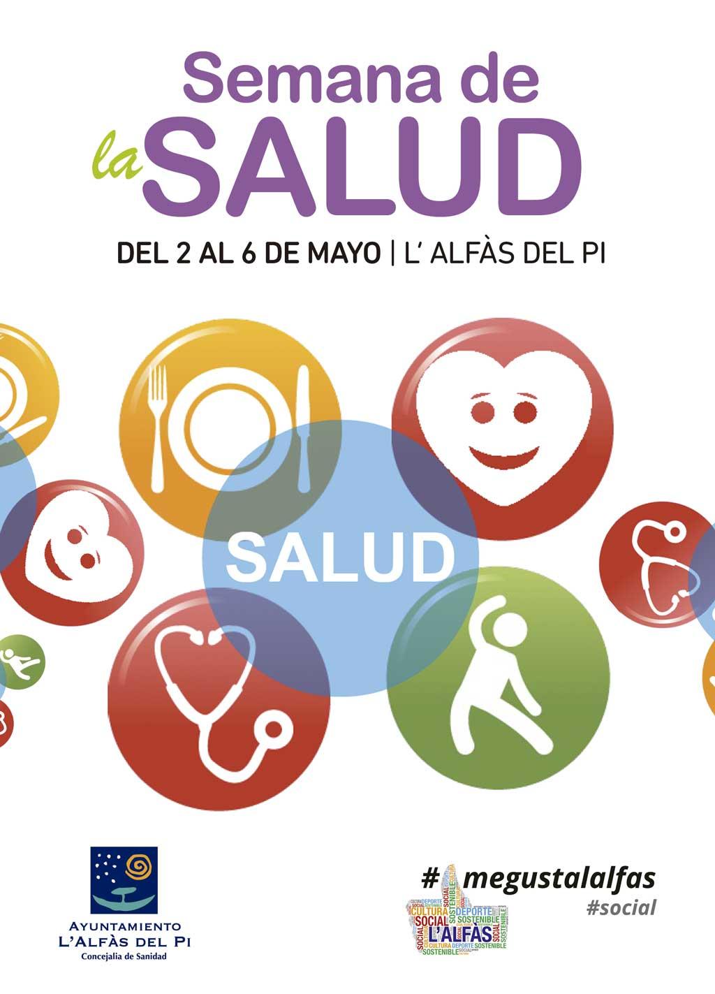 L'Alfàs del Pi organiza una nueva edición de la Semana de la Salud con el objetivo de llegar a todas las edades