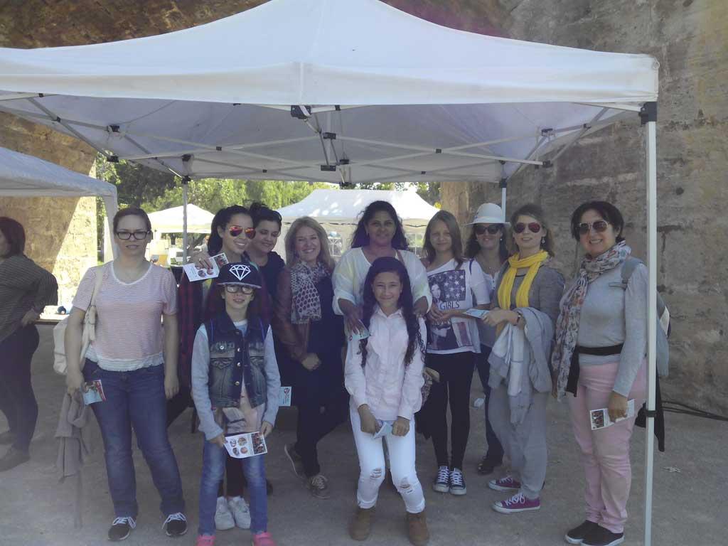 L'Alfàs del Pi estuvo presente en la Primavera Educativa