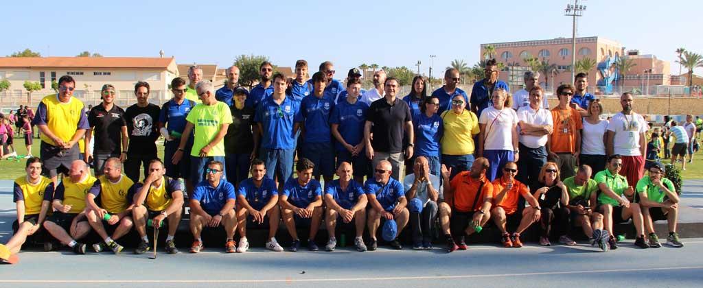 La Concejalía de Deportes clausura las Escuelas Municipales Deportivas 2016.