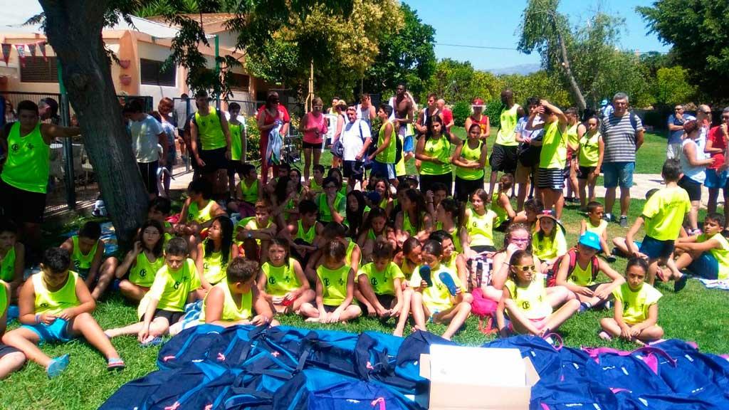 El Campus de Bàsket de l'Alfàs del PI echa el cierre tras haber sido seguido por más de un centenar de niños y jóvenes