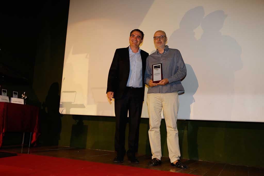 El corto 'Timecode' gana el Faro de Plata y el Premio Gas Natural Cegas del 28 Festival de Cine de l'Alfàs