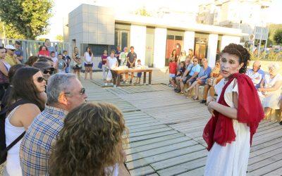 La Villa Romana de l'Albir se prepara para acoger este fin de semana un festival familiar de recreación histórica