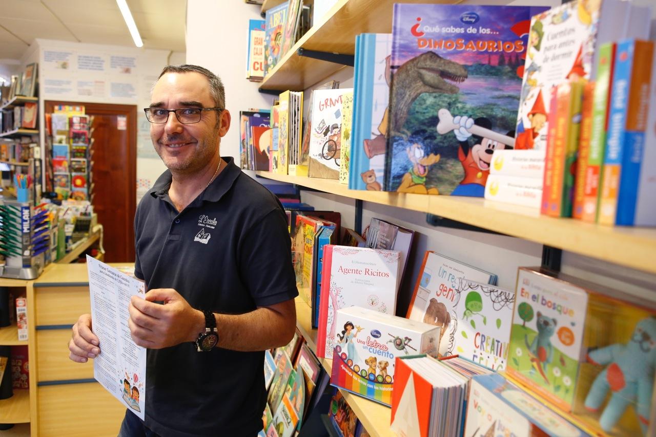 Nace el primer concurso de cuentos para estudiantes de l'Alfàs del Pi
