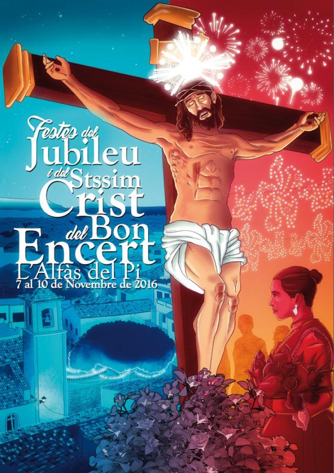 L'Alfàs del Pi inicia la semana grandes de las Fiestas del Jubileo y del Santísimo Cristo del Buen Acierto
