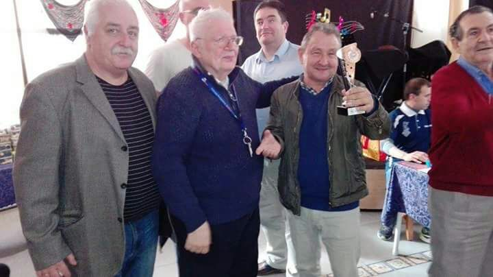 El equipo de ajedrez de l'Alfàs del Pi se proclama campeón del Torneo de las Fiestas de Benidorm.
