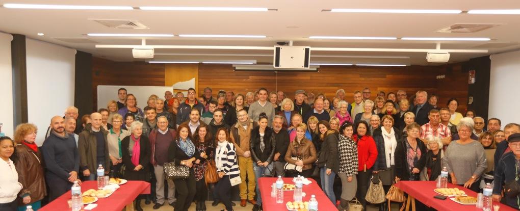 L'Alfàs del Pi presenta lo que será su Any Saludable a los casi 150 colectivos que trabajan en el municipio