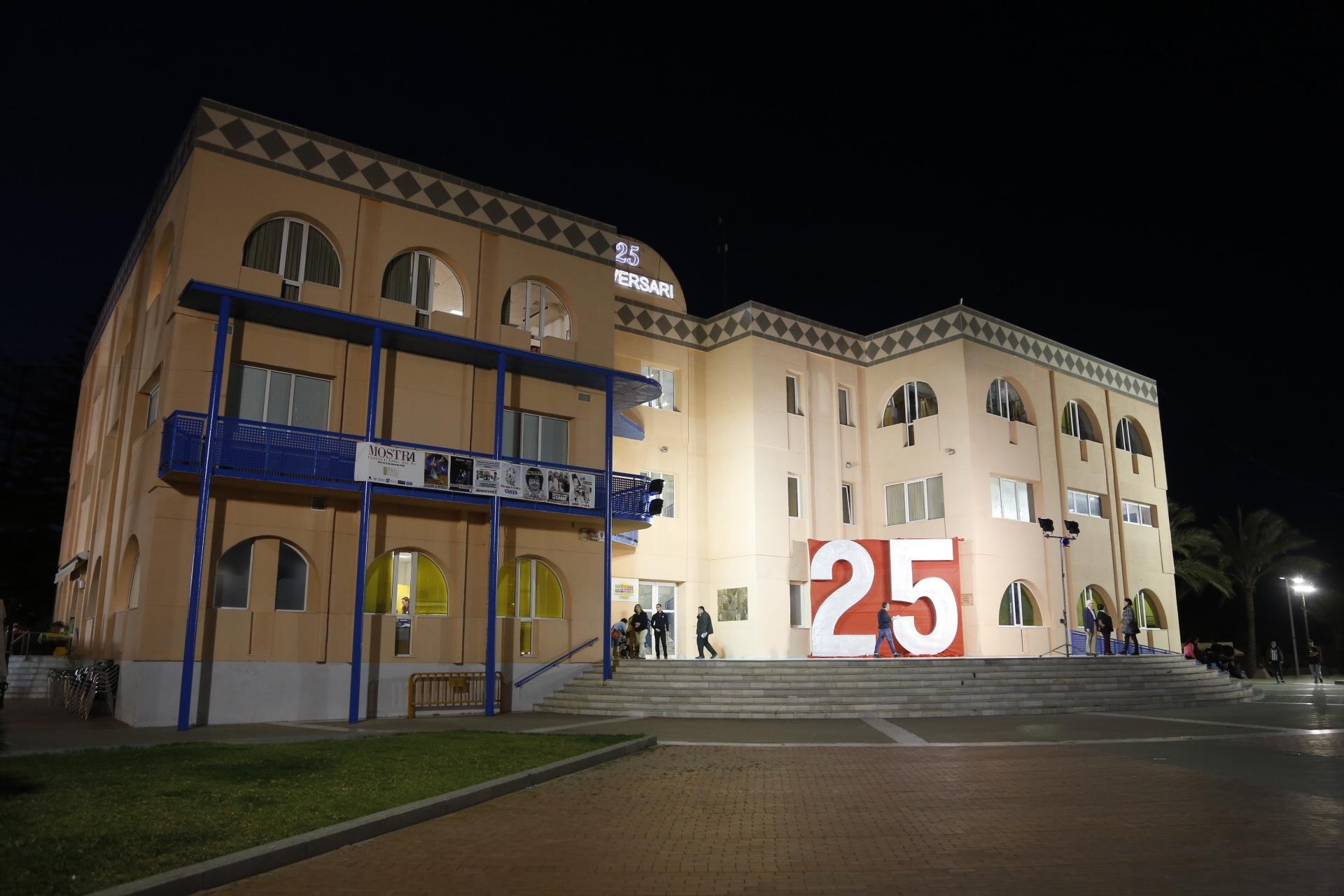 La Casa de Cultura de l'Alfàs del Pi se incorpora a La Red Española de Teatros