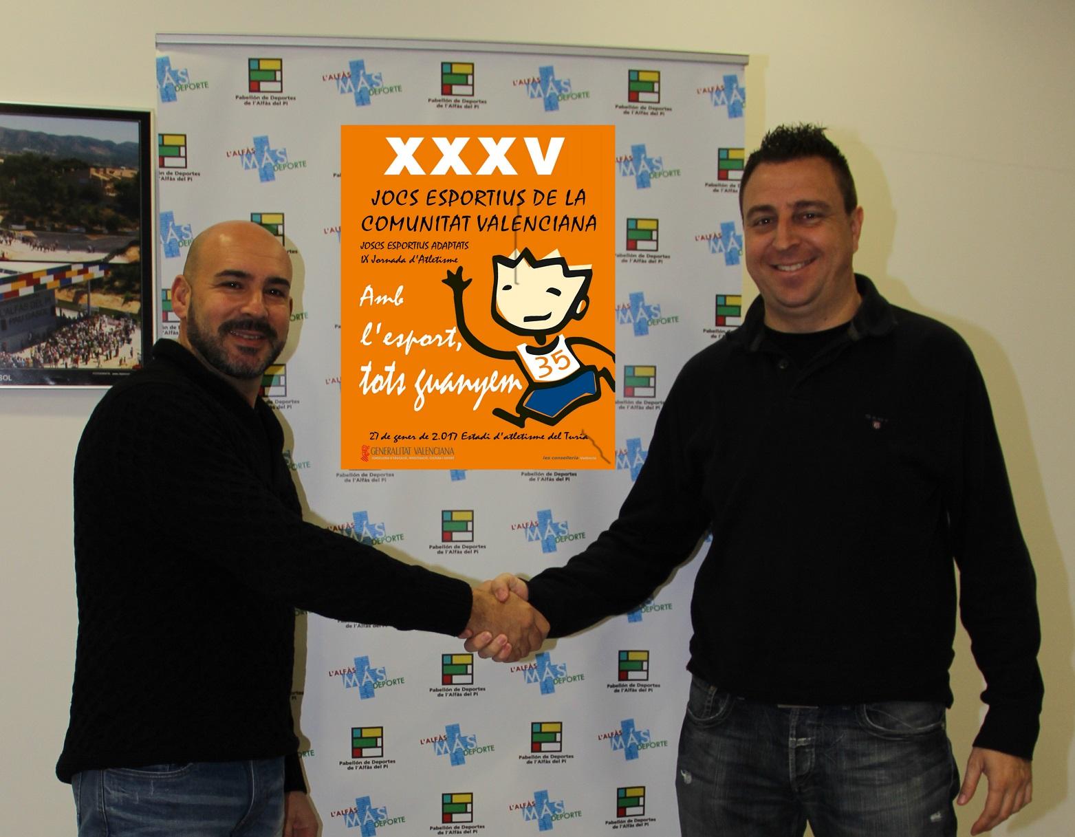 La Nucía y l'Alfàs del Pi serán sede de los XXXV Jocs Esportius de Frontenis de la Comunitat Valenciana.