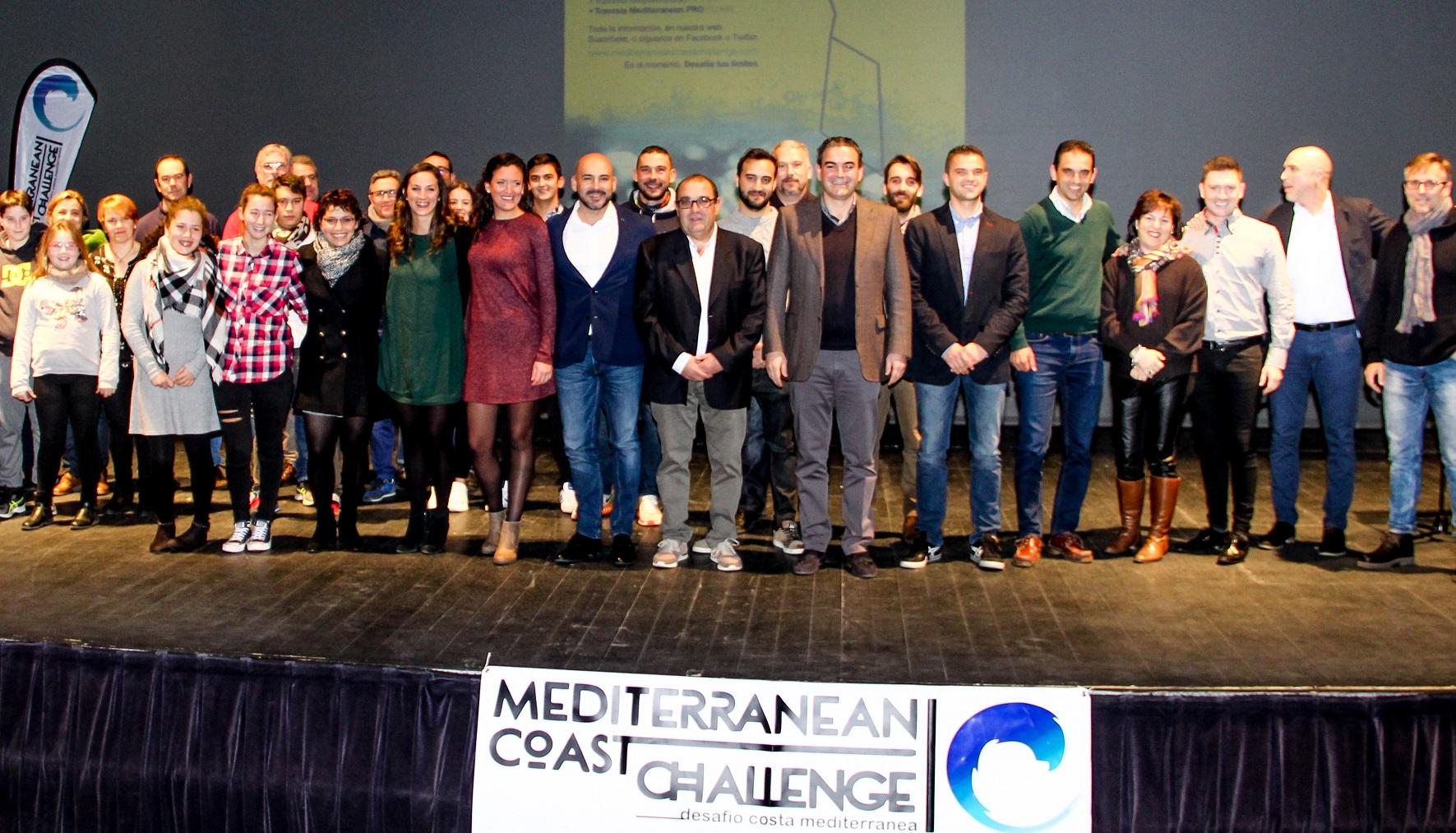 Presentada oficialmente la II Mediterranean Coast Challenge que se celebrará el 14 de mayo