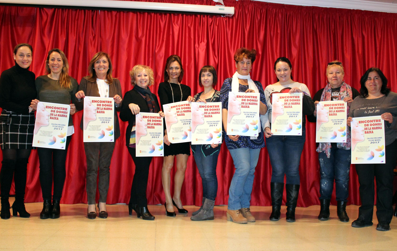 L'Alfàs participará en el 'Encontre de Dones de la Marina Baixa'