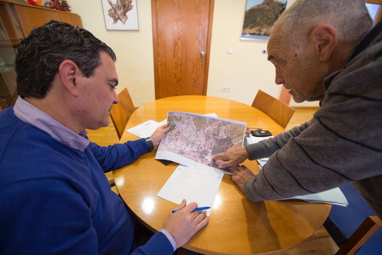 El Ayuntamiento de l'Alfàs ejecutará obras para incrementar los recursos de agua para riego
