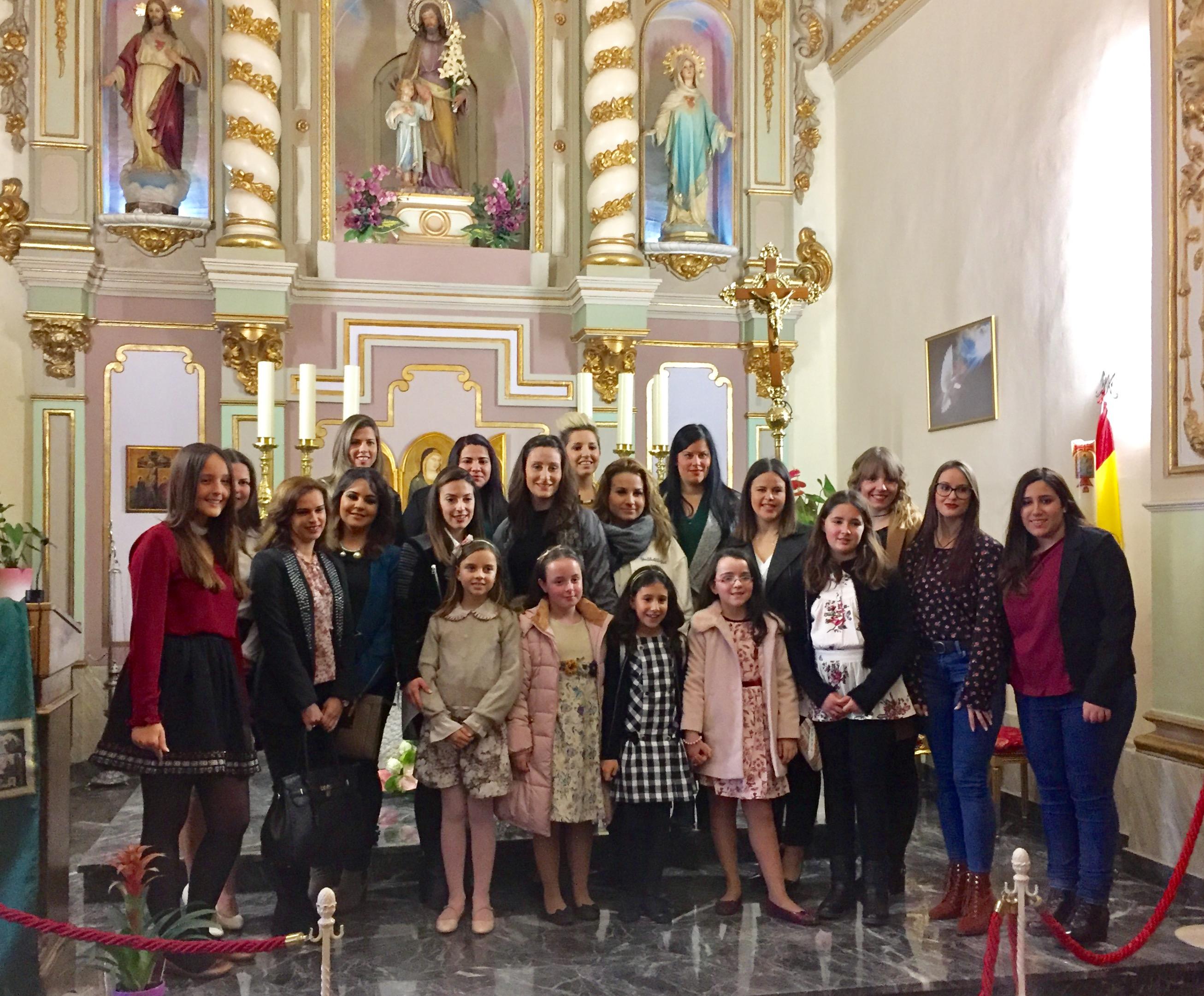 Se buscan candidatas a dama mayor para las Fiestas del Santísimo Cristo del Buen Acierto de l'Alfàs