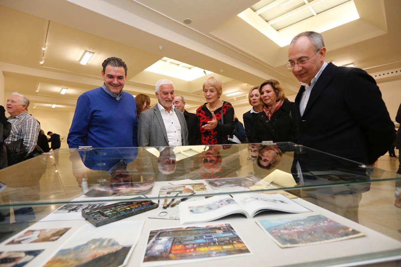 La Fundación Frax acoge la mayor retrospectiva de Eberhard Schlotter que se organiza fuera de Alemania