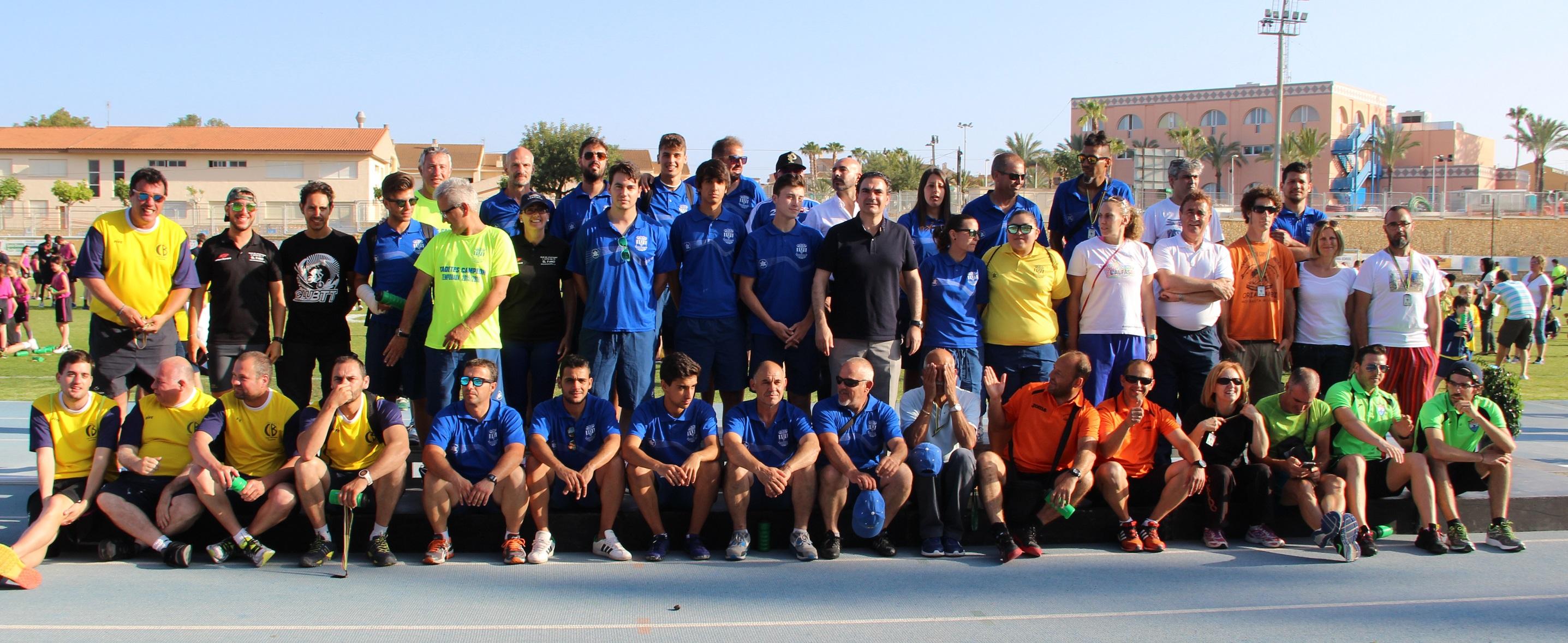 El Concejal de Deportes se ha reunido con lo colectivos deportivos de municipio para buscar más implicación en el '2017. Any Saludable'