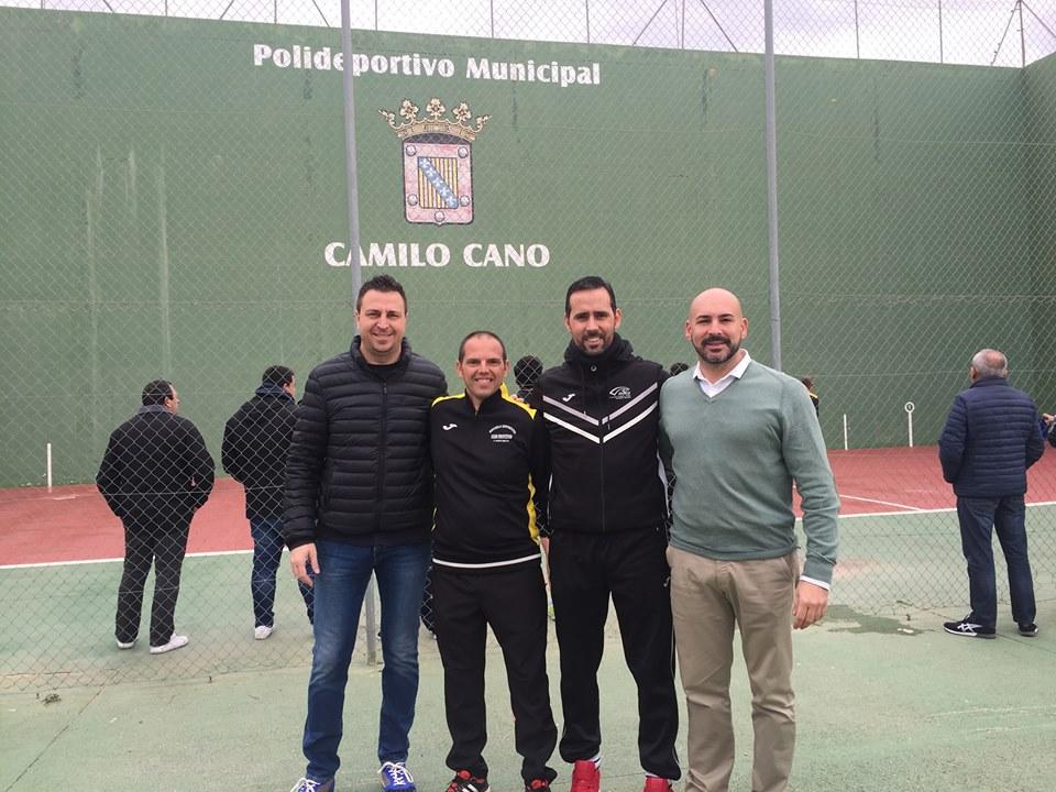 La Nucía y l'Alfàs del Pi acogieron los XXXV Jocs Esportius de Frontenis de la Comunitat Valenciana.