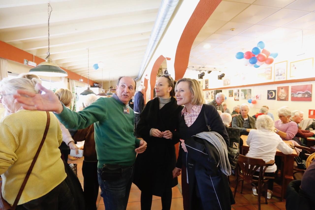 El Club Los Holandeses celebra una jornada de puertas abiertas para dar a conocer sus actividades