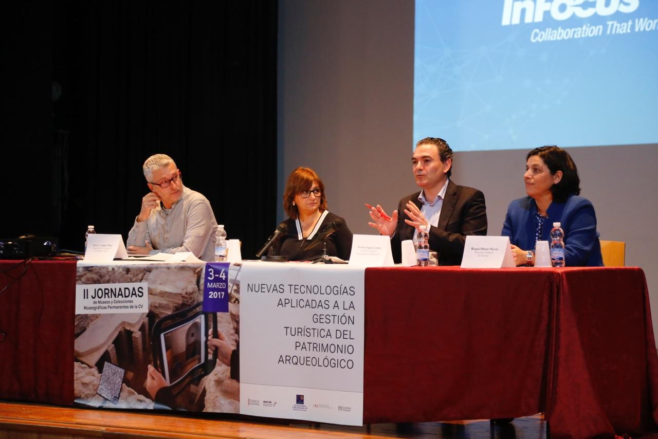 L'Alfàs acoge unas jornadas sobre nuevas tecnologías, cultura y turismo