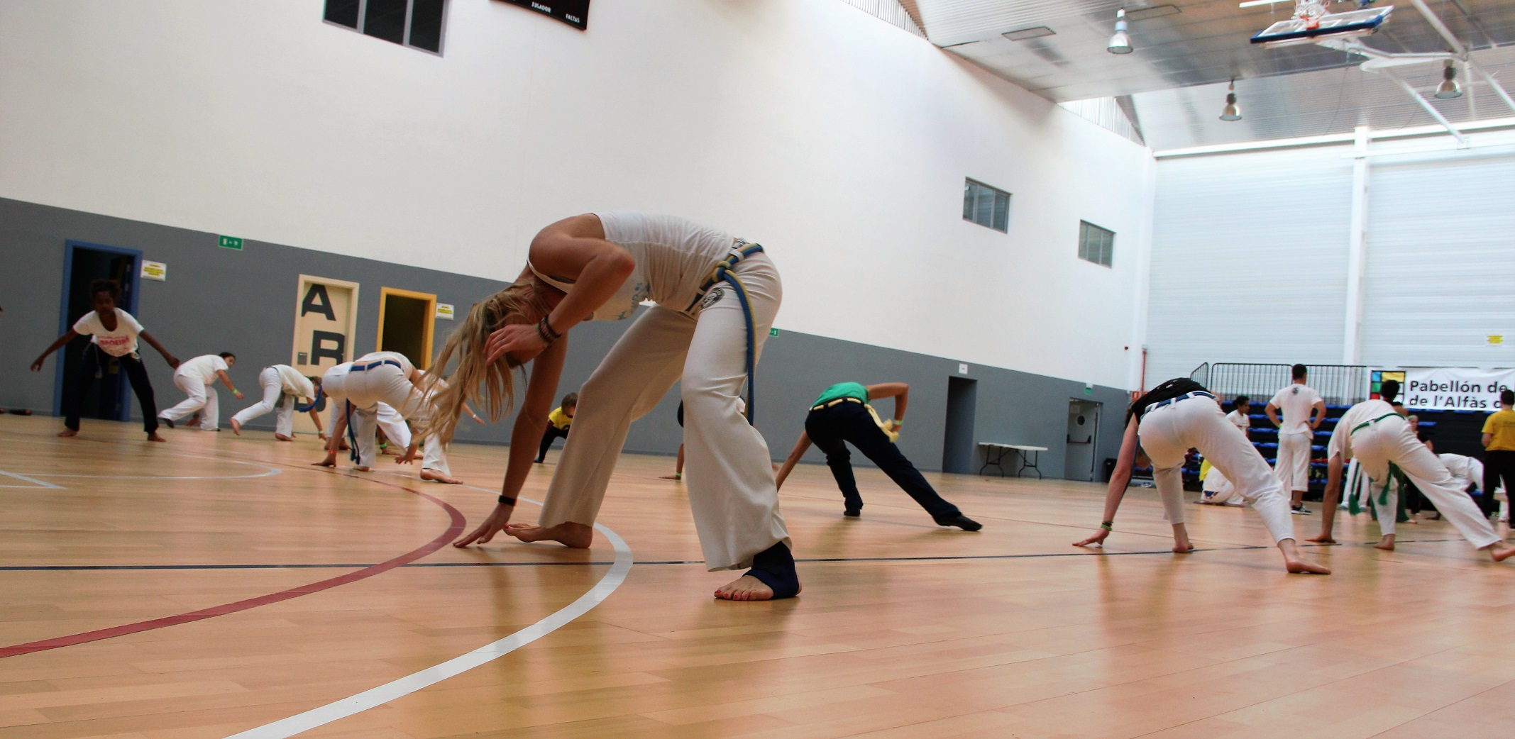 El  5º encuentro Internacional de Capoeira vuelve a l'Alfàs del Pi del 12 a 14 de mayo.