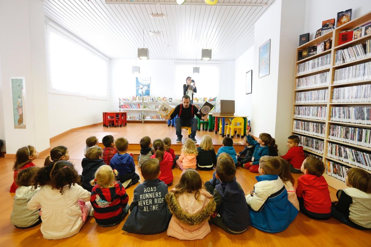 Más de mil escolares alfasinos participarán en la Campaña de Animación Lectora