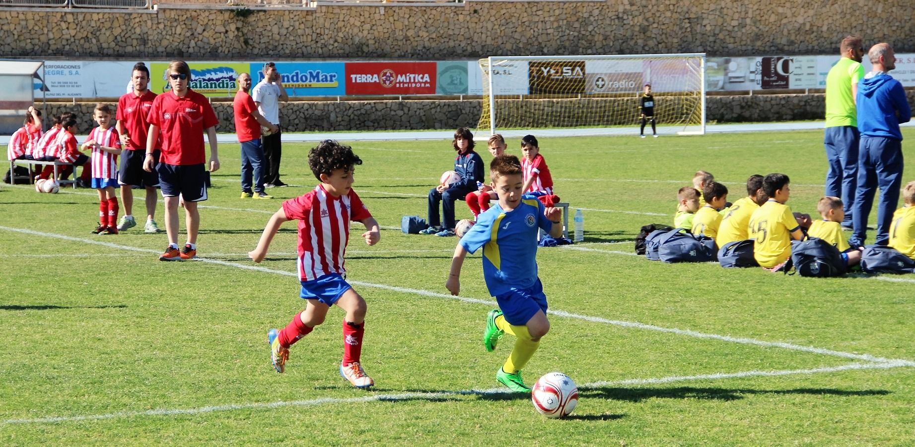 L'Alfàs del Pi celebra la segunda edición del torneo Querusport Nova Cup el próximo fin de semana