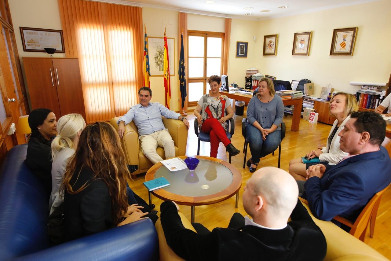 L'Alfàs del Pi contará a partir del próximo mes de junio con un Rotary Club Internacional