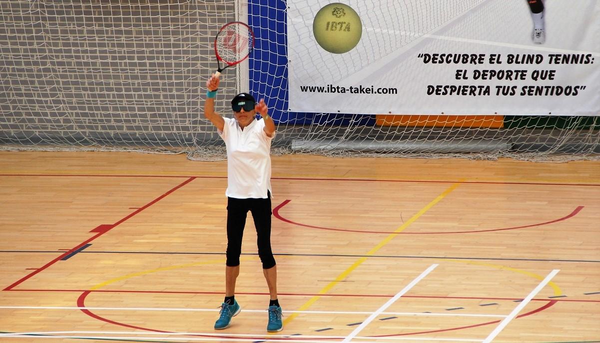 L'Alfàs del Pi alberga desde hoy  el primer torneo internacional de Blind Tenis o  Tenis para personas ciegas y con discapacidad visual