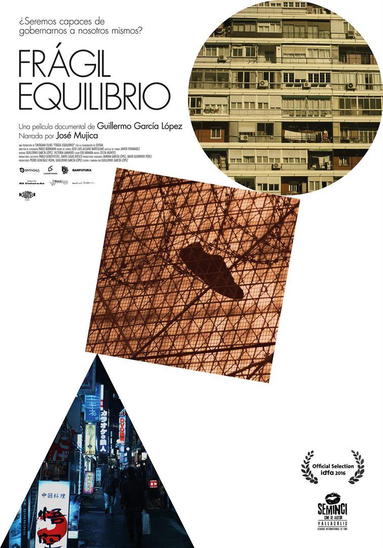 Guillermo García presenta en l'Alfàs 'Frágil equilibrio', ganadora del Goya al mejor documental