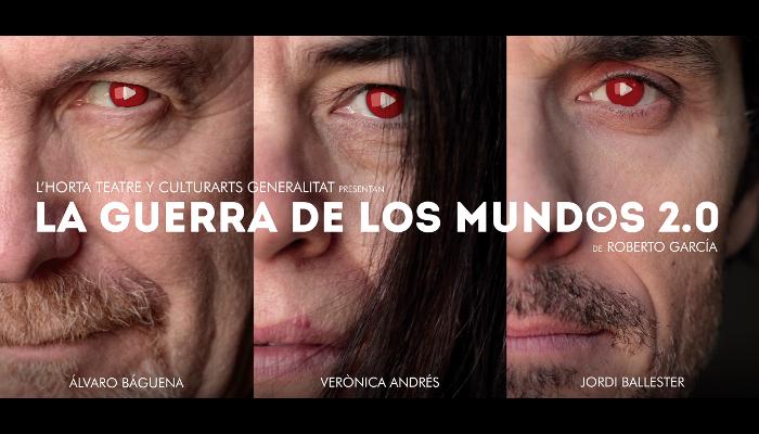 L'Horta Teatre presenta en l'Alfàs 'La guerra de los mundos 2.0'